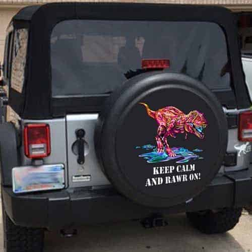 Funny Spare Tire Covers - Any Image, Any Wording, Designed ...