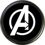 Avengers tire cover