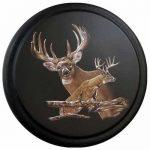 custom deer tire covers