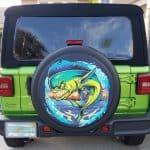 Funny Jeep Fish Design