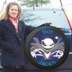 Got Jack? Funny tire covers