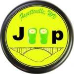 Custom Jeep tire covers