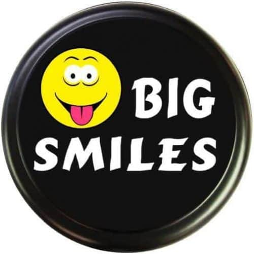 Big Smiles Happy Face