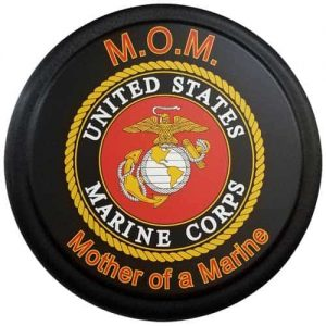 USMC Jeep tire covers