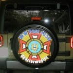 VFW military tire covers